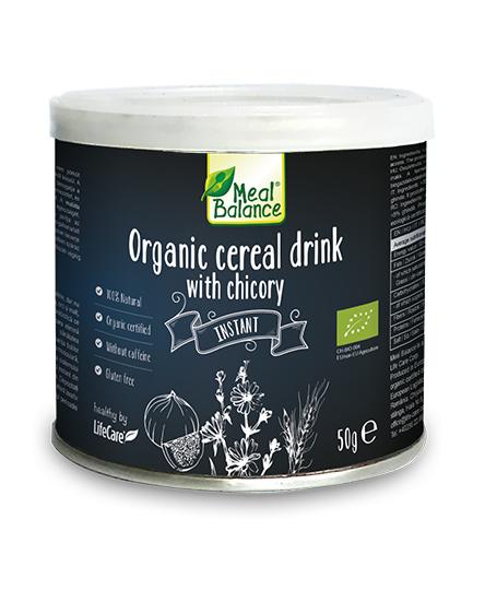 Bautura ECO instant din cereale cu cicoare Meal Balance®