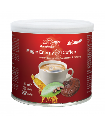 Coffee for life Ganoderma® Magic Energy