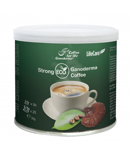 Coffee for life Ganoderma® Strong Ganoderma