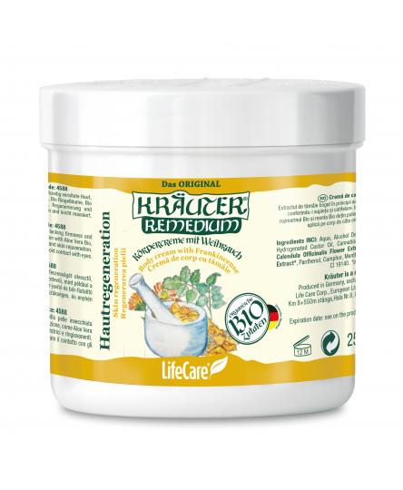 Crema de corp cu tamaie si plante BIO, Life Care®
