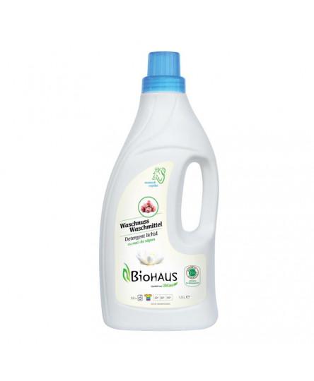"Detergent lichid cu nuci de sapun, ""Mama si copilul"" - BioHAUS®"