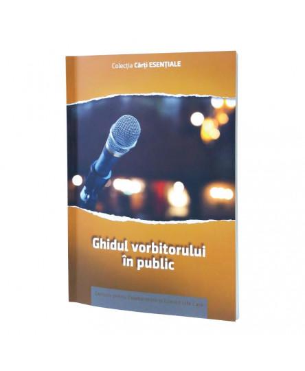 Ghidul vorbitorului in public