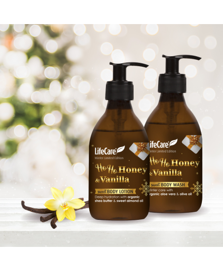 Honey & Vanilla Christmas Edition Pack, Life Care®