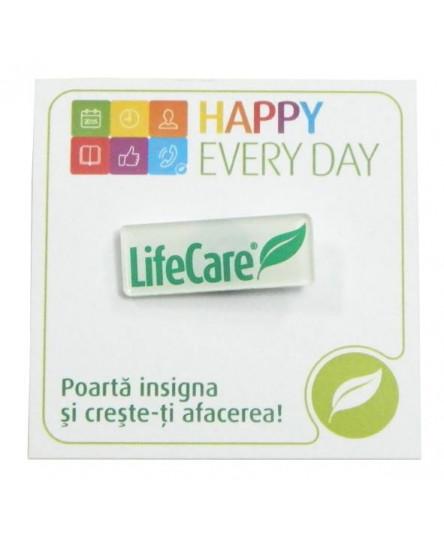 Insigna Dreptunghiulara Life Care®