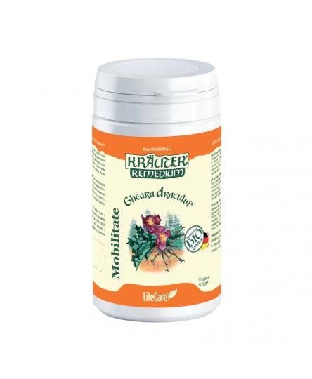 Kräuter® Gheara Dracului® - 30 capsule