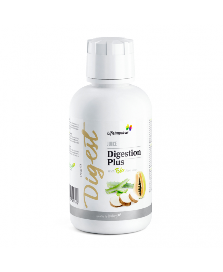 Life Impulse® Digestion Plus cu Aloe Vera