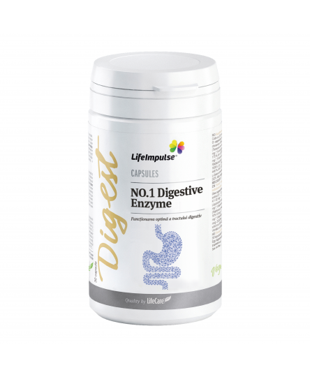 Life Impulse® NO.1 Digestive Enzyme