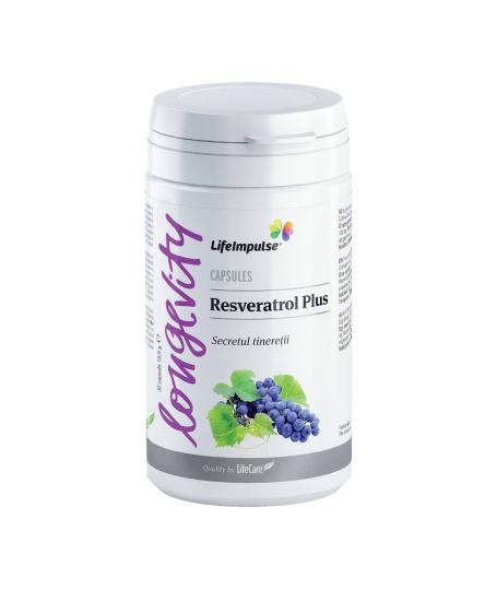 Life Impulse® Resveratrol Plus