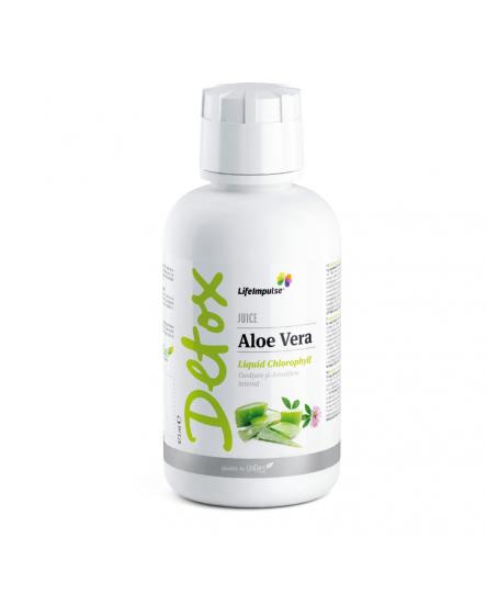 Life Impulse® Suc de Aloe Vera cu clorofila