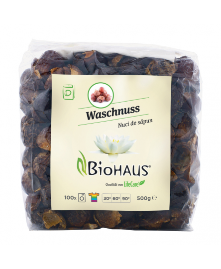 Nuci de sapun pentru rufe BioHAUS®