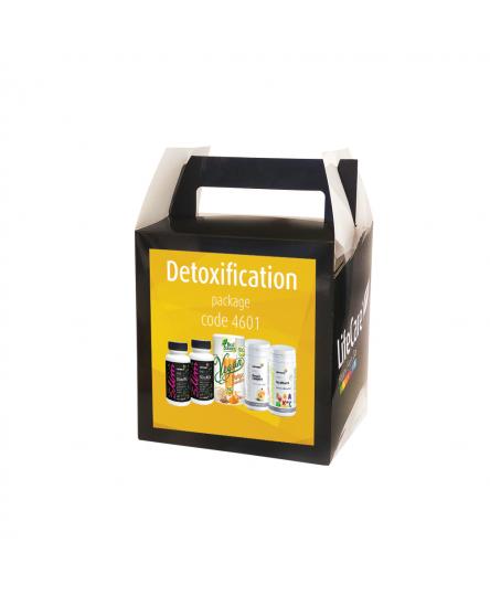 Pachet Detoxifiere complet pentru 30 de zile