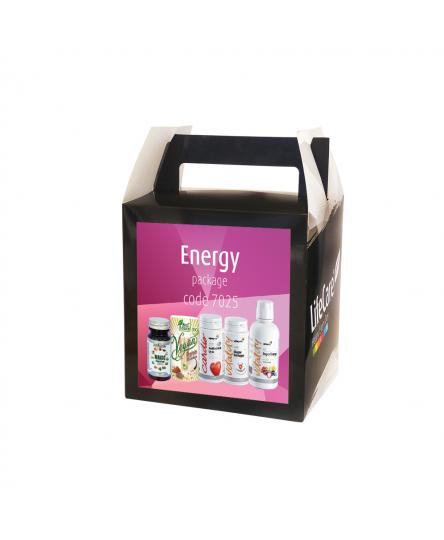 Pachet Energizare complet pentru 30 de zile
