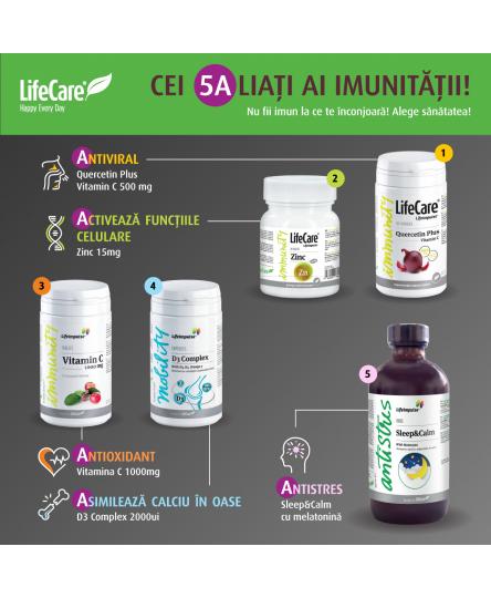 Pachet Imunitate 5Aliati, Life Care®