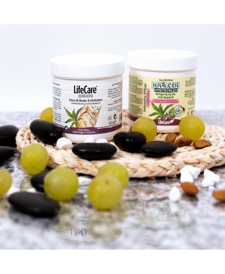 Pachet pentru hidratarea pielii cu ulei de canepa, Life Care®