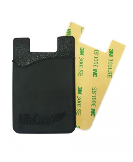 Port card negru Life Care