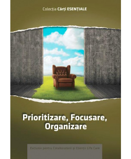 Prioritizare.Focusare.Organizare