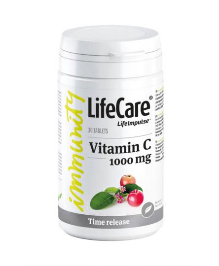 Vitamina C, 1000 mg, Life Care®