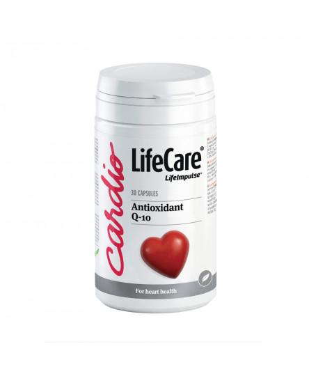 Antioxidant, cu vitamine si coenzima Q-10, Life Care®