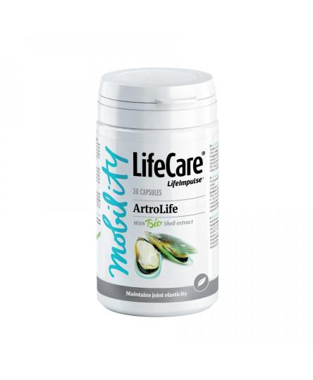 ArtroLife, cu extract din scoică verde BIO, Life Care®