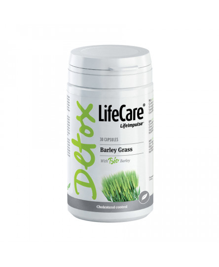 Barley Grass, cu orz BIO, Life Care®