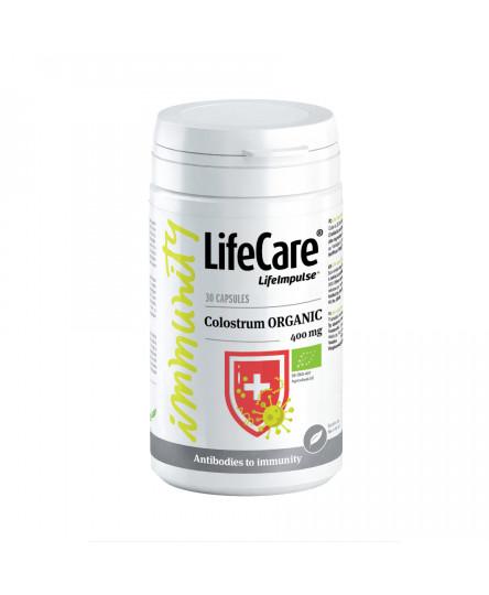 Colostrum Ecologic, 400 mg, Life Care®