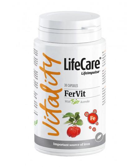 FerVit, cu acerola BIO, Life Care®