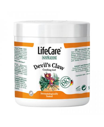 Gel racoritor, Gheara Dracului®, cu plante BIO, Life Care®