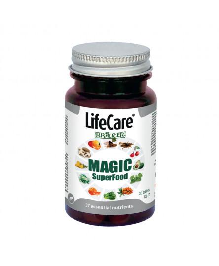 Magic SuperFood, 37 de nutrienti esentiali, Life Care®