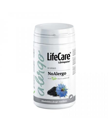 NoAlergo, cu ulei BIO de chimen negru, Life Care®