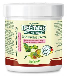Cremă de corp cu Shea si plante BIO Kräuter®, 100ml