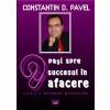 CD  - 9 Pasi spre Succesul in Afacere de Constantin D. Pavel