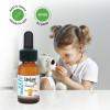 Vitamina D3, picaturi pentru copii, 5 mcg, 400 UI, Life Care®